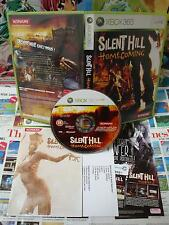 Xbox 360:Silent Hill - HomeComing [TOP KONAMI & 1ERE EDITION] COMPLET - Fr