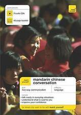 Teach Yourself Mandarin Chinese Conversation by Elizabeth Scurfield,