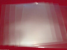 20 - Open Mouth 145mm x 145mm JAPAN Plastic Outer Sleeves For MINI LP CDs