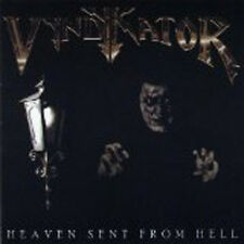 VYNDIKATOR Heaven Sent From Hell CD ( o226a ) US Power Metal - 162366