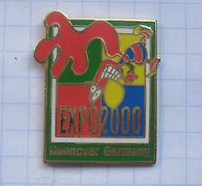 TWIPSY / HANNOVER EXPO 2000 / DEUTSCHLAND  .....Städte&Länder-Pin (113j)