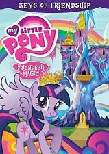 MY LITTLE PONY - Friendship Is Magic: Keys Of Friendship DVD