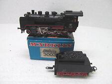 MES-38827 Märklin 3003 H0 Dampflok DB 24 058 minimale  Gebrauchsspuren,