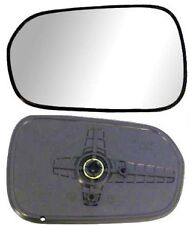 1998-2002 Honda Accord Driver Side Non-heated Mirror Glass with Backing Plate