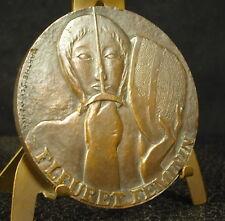 Médaille Sport sword Foil Women Fleuret féminin par Marthe Schwenck Medal 勋章