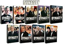 Dynasty Complete TV Series Season 1-9 (1 2 3 4 5 6 7 8 9) NEW 58-DISC DVD SET