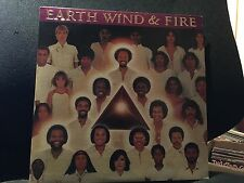 EARTH, WIND, AND FIRE FACES 2LP 1980 COLUMBIA KC2 36795 INNERS