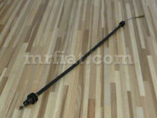 Fiat 124 Spider 1800 2000 Gas Cable 1974-80 New
