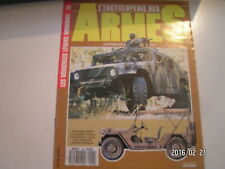 **a Atlas Encyclopédie des armes n°48 Les véhicules légers modernes