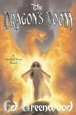 The Dragon's Doom (Band of Four, Book 4)-ExLibrary