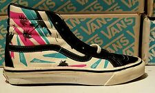 Vans SK8-Hi Original 80's Men's 7 1/2  Woman's 9  Made in USA (Not Reissue)