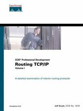 Routing TCPIP Volume I (CCIE Professional Development)