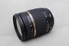 Tamron 18-270mm F/3.5-6.3 Aspherical DI II VC IF LD EF Mount Lens for Canon APS