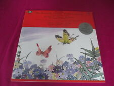 The Butterfly Lovers Violin Concerto- rare Japan JVC 1978 pressing, Nishizaki