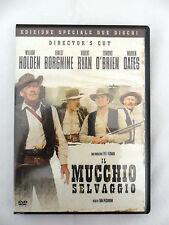 IL MUCCHIO SELVAGGIO Sam Peckinpah Edizione 2 Dischi Film DVD