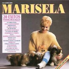 20 Exitos Inmortales by Marisela (CD, Jul-2003, I.M. Records)