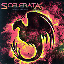 Darkness and Light by Scelerata (CD 2007, SPV)