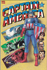 Marvel The Adventures of Captain America Sentinel of Liberty #1-4 Graphic Novels
