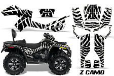 CAN-AM OUTLANDER MAX 500 650 800R GRAPHICS KIT CREATORX DECALS STICKERS ZCW