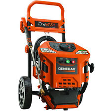 Generac One-Wash 3100 PSI (Gas - Cold Water) Pressure Washer