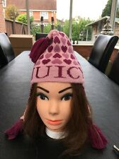 JUICY COUTURE SMALL KNITTED HAT Small Child's Hat