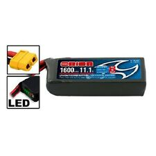 Team Orion Racing Drones 3 Cell Lipo Battery 1600MAH 11.1V 75C XT60 ORI60239
