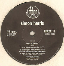 SIMON HARRIS - Here Comes That Sound - FFRR