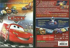 DVD - WALT DISNEY : CARS / COMME NEUF - LIKE NEW