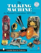 The Talking Machine Compendium 1877-1929 Victrola Phonograph ID Value Guide Book