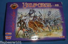DARK ALLIANCE #72022. HALF-ORCS SET 4 HALF ORCS. 1/72 SCALE FIGS x 44