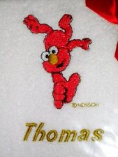 SESAME STREET BROTHER PES EMBROIDERY DESIGNS BROTHER MACHINE  .ON CD