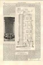 1899 Morrin Climax Water Tube Steam Boiler