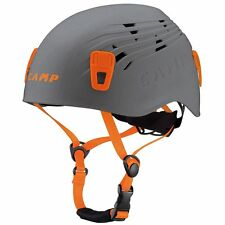 CAMP USA Titan Climbing Helmet Grey 1