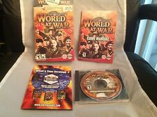 Gary Grigsby's World at War  (PC, 2005)