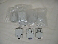8 NEW MICROSOFT 9 PIN FEMALE TO 6 PIN MINI DIN CONVERTER ADAPTERS X03-55560