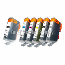 6 pk Canon PGI-225 CLI-226 Ink MG6110 MG6120 with Chip