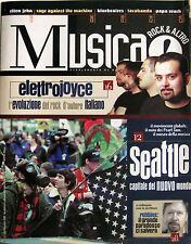 MUSICA 262 2000 Elettrojoyce Rage Against The Machine Elton John Mark Kozelek