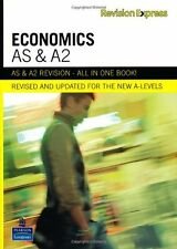 Revision Express AS and A2 Economics (A  Level Revise Guides) By Mr Charles Smi