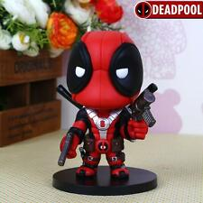 DeadPool Cute PVC Figure Action Toy Model Marvel Gift Collection 13.5CM