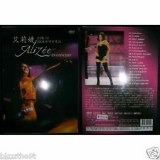 ALIZEE En Concert TAIWAN DVD SEALED w/SLIPCASE ALL REGION