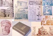 1889 HS.ART~ARCHITECTURE SCULPTURE PAINTING ROMAN GREEK EGYPTIAN SYRIAN ITALIAN+