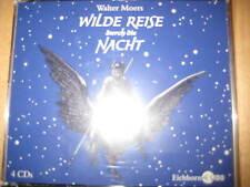 4 Audio-CD Wilde Reise durch die Nacht Walter Moers Dirk Bach Eichborn Verlag