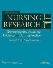 Fast Ship Nursing Research - POLIT 9th Ed + Online Access Code