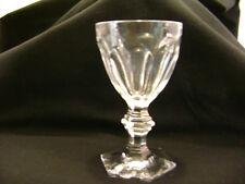 verre cristal BACCARAT HARCOURT  Hauteur 12,5 cm
