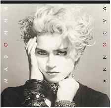 Madonna - Self-Titled (CD) • NEW • Lucky Star, Borderline, Holiday, Burning Up