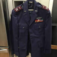 USAF Auxiliary Civil Air Patrol 31st Wing Navy Uniform