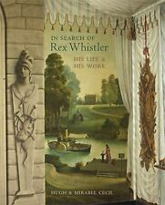 In Search of Rex Whistler: His Life and His Work, Cecil, Mirabel, Cecil, Hugh