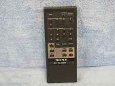 Replacement Remote Control Sony Cd Player RM-D55 Tested Working (HHB358)