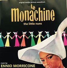 ENNIO MORRICONE - LE MONACHINE-Soundtrack CD