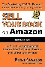Sell Your Book on Amazon: Top Secret Tips Guaranteed to Increase Sales  NEW